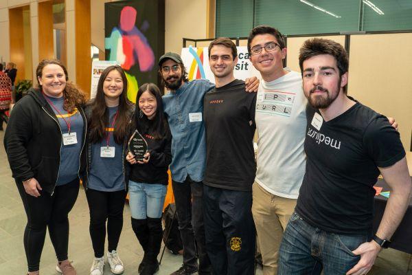 Ithaca Transit App gets sponsor award from Amazon