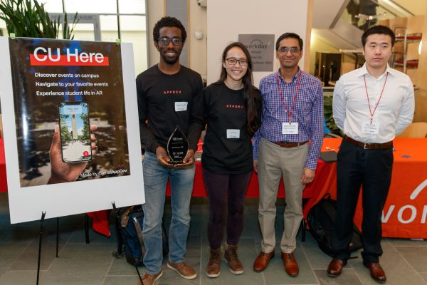 Bank of America chooses Campus Tour App