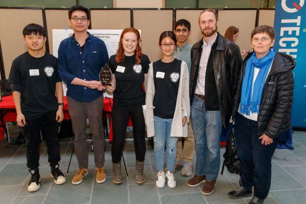 Wikisite wins Statistics Award