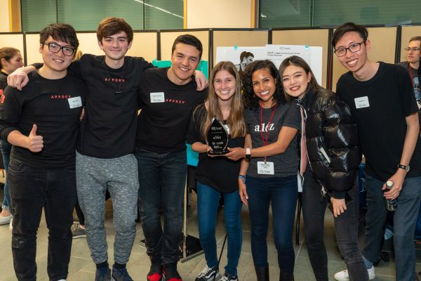 a16z gives sponsor award to Uplift